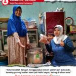 Kupat Tahu Khas Padalarang : Mesin Spiner Maksindo Jadikan Bawang Goreng Lebih Bagus