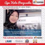 Kiniko Ice Cream : Usaha Es Krim Saya Bisa Sukses Berkat Mesin Es Krim Maksindo