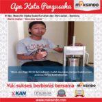 Sosis Kencana : Usaha Sosis Rumahan Saya Jadi Melesat Maksimal dengan Mesin Sosis Maksindo