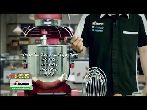 Jual Mesin Mixer Planetary 40 Liter MKS B40 Di Malang