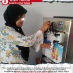 Kedai Es kKrim Yulius : Dengan adanya Mesin Es Krim Dari Maksindo Usaha Saya Semakin Berjalan Lancar