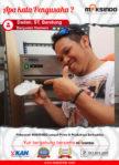 Banyuater Osmosis : Mesin Ice Tube Maksindo Sangat Berkualitas dengan Hasilnya