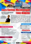Seminar Workshop Toko Modern, 9 Desember 2017
