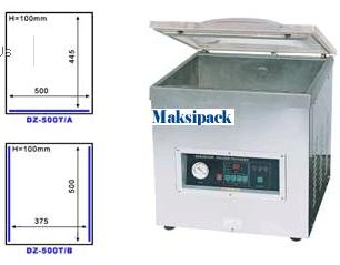 Jual Mesin Vacuum Sealer (DZ500T) di Malang