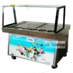 Jual Mesin Roll Fry Ice Cream RIC36x2 di Malang