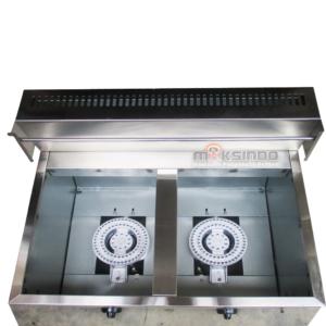 Jual Mesin Gas Fryer MKS-7Lx2 di Malang