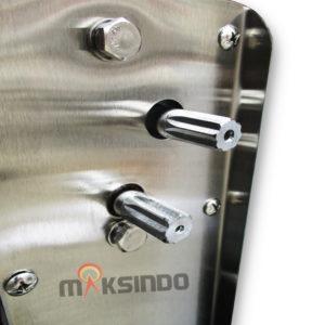 Jual Mesin Pembuat Sosis Vertikal MKS-10V di Malang