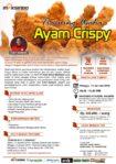 Training Usaha Ayam Krispy, 14 Januari 2018