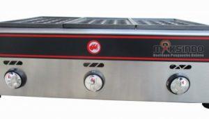Mesin Takoyaki Gas (84 Lubang)