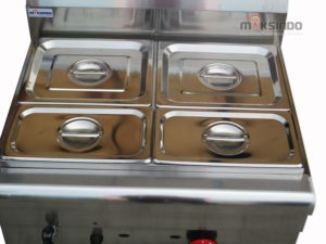 Counter Top Gas Bain Marie MKS-605BM