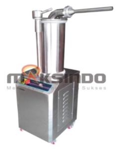 Jual Mesin Cetak Sosis Hidrolik MKS-HDS400 di Malang