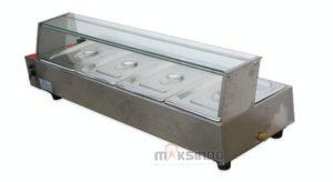 Electric Bain Marie (Penghangat Masakan) MKS-BMR4