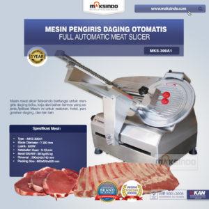 Jual Mesin Full Automatic Meat Slicer MKS-300A1 di Malang