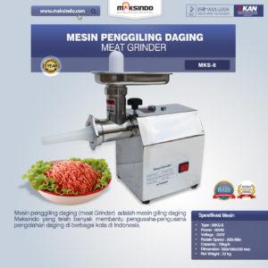 Jual Mesin Penggiling Daging (Meat Grinder) MKS-8 di Malang