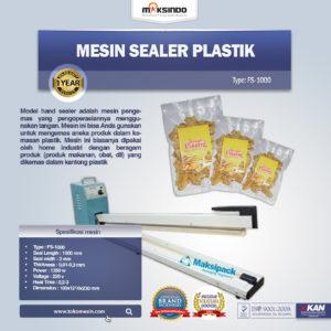 Jual Mesin Hand Sealer FS-1000 di Malang