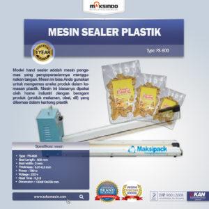 Jual Mesin Hand Sealer FS-600 di Malang