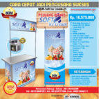 Peluang Usaha Soft Ice Cream Program BOM