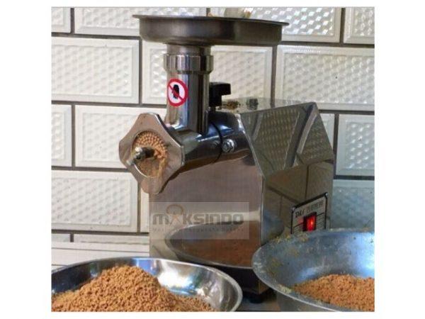 Mesin Cetak Pelet Rumahan Untuk Peternak (MKS-PLT25)