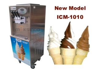 Mesin Es Krim Baru Maksindo Praktis Cepat Bagi Usaha Ice Cream