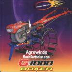 Traktor Tangan / Hand Traktor (Traktor Pertanian)