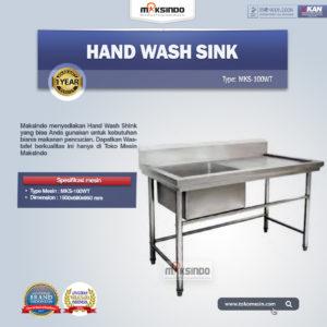 Jual Hand Wash Sink MKS-100WT di Malang