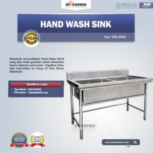 Jual Hand Wash Sink MKS-WSH2 Malang