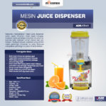 Jual Mesin Juice Dispenser (ADK-17×1) di Malang