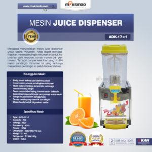 Jual Mesin Juice Dispenser (ADK-17×1) di Malang