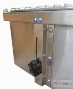 Jual Pemanggang Serbaguna – Gas BBQ Grill 2 Tungku di Malang