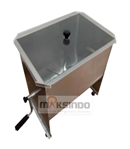 Jual Manual Meat Mixer MKS-MM01 di Malang
