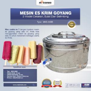 Mesin Es Krim Goyang MKS-55BB