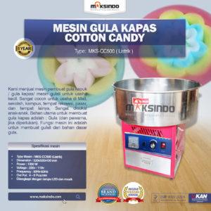 Jual Mesin Gula Kapas Cotton Candy (Gulali) di Malang