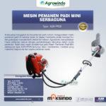 Jual Mesin Pemanen Padi AGR-PPD8 di Malang