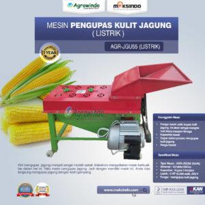 Jual Pengupas dan Pemipil Jagung (Listrik)-JGU55 di Malang