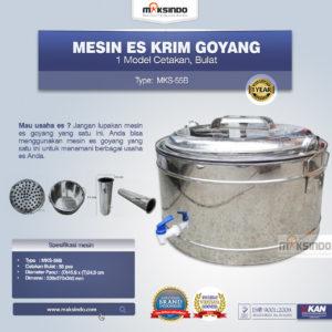 Jual Mesin Es Krim Goyang MKS-55B di Malang