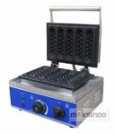Jual Mesin Stick Waffle (hot dog wafel) – MKS-HDW5 di Malang
