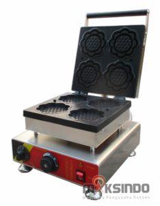 Jual Waffle Maker Bentuk Bunga MKS-BNG04 di Malang
