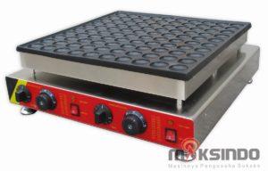 Jual Mini Pancake Poffertjes 100 Lubang MKS-CRIP100 – Listrik di Malang