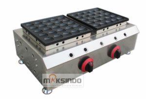 Jual Mini Pancake Poffertjes Gas 50 Lubang MKS-MPC50 di Malang