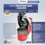 Jual Mesin Roasting Kopi + Blower LAFIRA03 di Malang