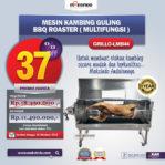 Jual Mesin Kambing Guling BBQ Roaster (GRILLO-LMB44) di Malang