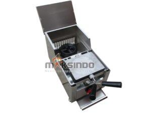 Jaul Mesin Gas Waffle Maker MKS-WF48 di Malang
