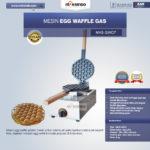 Jual Mesin Egg Waffle Gas (GW07) di Malang