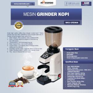 Jual Mesin Grinder Kopi (MKS-GRD80A) di Malang