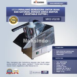 Jual Mesin Vegetable Cutter (MKS-VG23B) di Malang