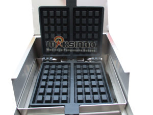 Jual Mesin Gas Waffle Maker MKS-WF48 di Malang