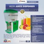 Jual Mesin Juice Dispenser MKS-DSP18 di Malang