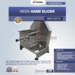 Jual Hand Slicer MKS-VGT75 di Malang