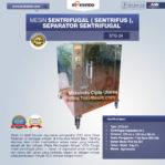 Jual Mesin Sentrifugal (Sentrifus), Separator Sentrifugal Di Malang