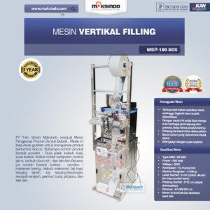 Jual Mesin Vertikal Filling (MSP-150 5SS) di Malang